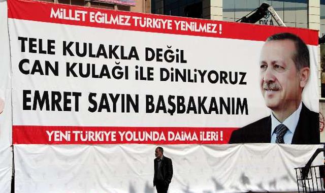 Samsun'daki bu pankartlar herkesi şaşırttı