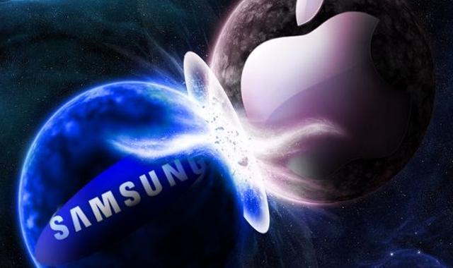 Apple ve Samsung arasında yeni kapışma