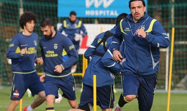 Fenerbahçe'de Galatasaray hazırlıkları başladı