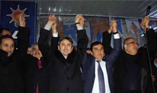 2 bin CHP'li AK Parti'li oldu