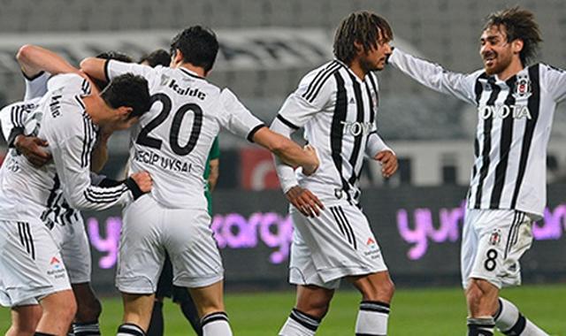 Karabükspor, Beşiktaş maçında ilk 11'ler belli oldu