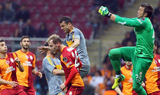 Galatasaray'a 40 yıl sonra büyük hezimet