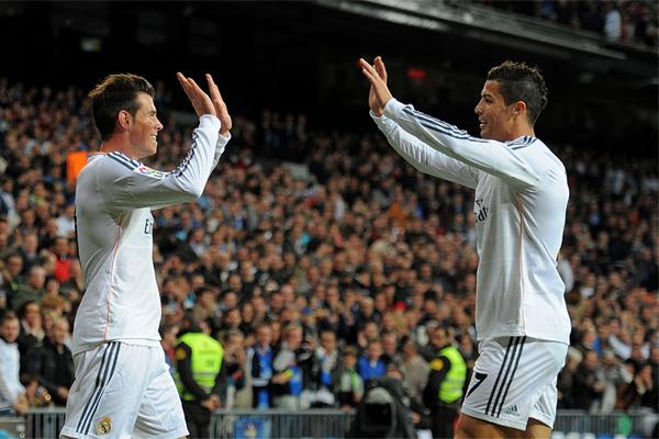 Real Madrid Levante'yi 3 golle geçti