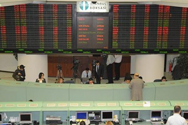 Borsa (BIST) günü düşüşle kapattı