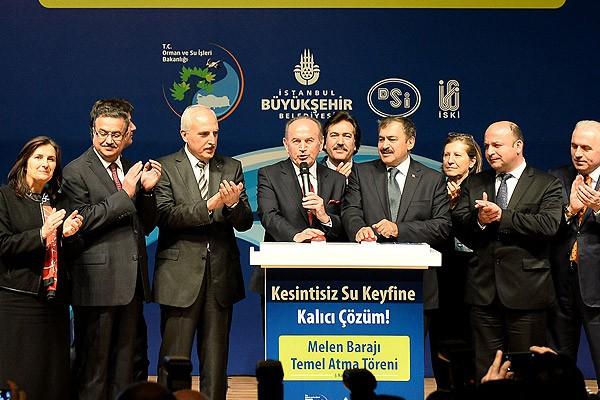 Eroğlu'ndan İstanbullular'ı rahatlatan açıklama