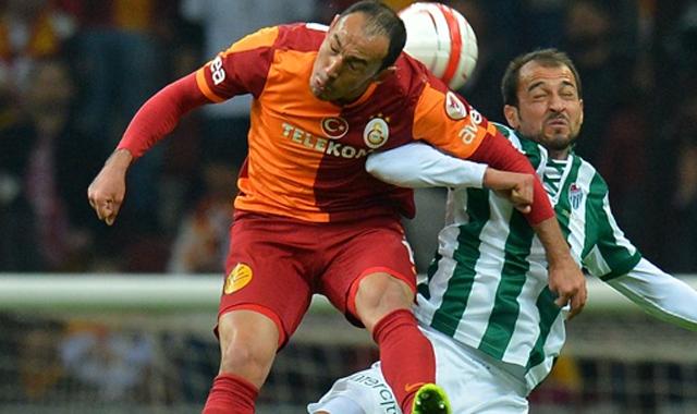 Galatasaray, Bursaspor maçından da yara aldı