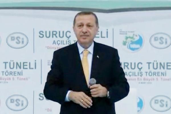 Erdoğan'dan Suruç'ta önemli açıklamalar
