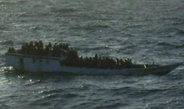 Bodrum'da mültecileri taşıyan tekne kaza yaptı
