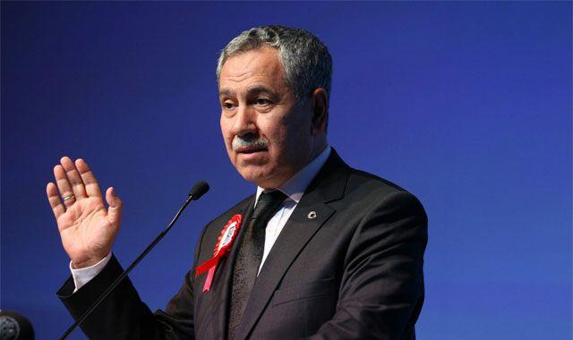Bülent Arınç'tan CHP hakkında çok çarpıcı iddia