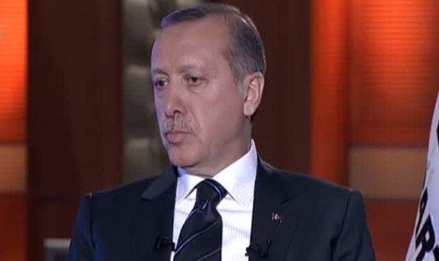 Başbakan Erdoğan'dan canlı yayında önemli açıklamalar