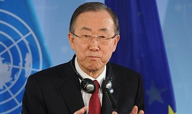 Ban'dan Suriye hakkında çarpıcı açıklama