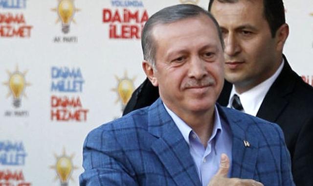 Başbakan Erdoğan ilk defa 'terör örgütü' dedi