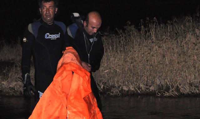 Irmağa düşen 15 yaşındaki çocuk öldü