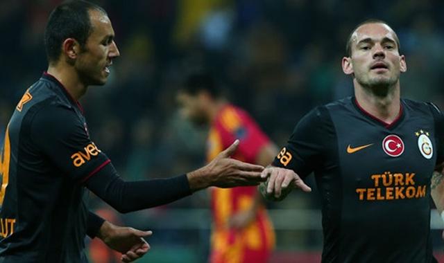 Galatasaray Kayseri maçıyla moral arayacak