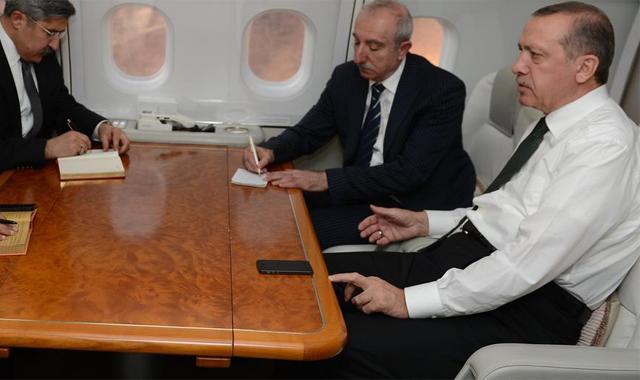 Başbakan Erdoğan artık 'güvenli hat' kullanmıyor