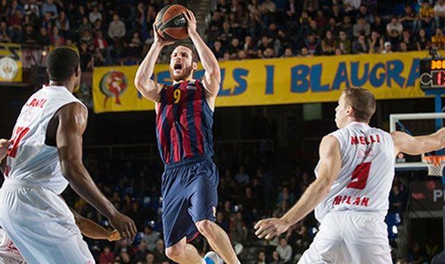 Barcelona potada 28 sayı fark yedi
