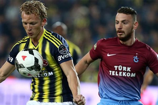 TS, FB maçı canlı, Trabzonspor Fenerbahçe maçı canlı anlatımı ve geniş özeti