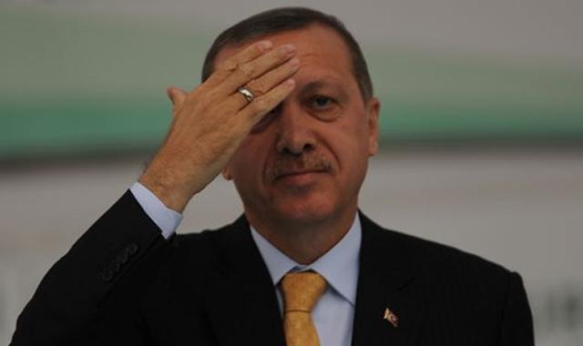 Erdoğan Ankara'ya gitti