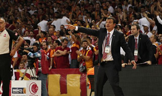 Ergin Ataman, 'çok kritik bir galibiyet aldık'