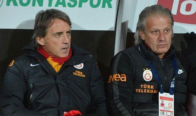 Mancini'den maç sonrası Fenerbahçe açıklaması