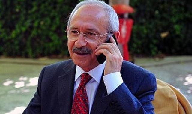 Kılıçdaroğlu Burak'ın babasını aradı