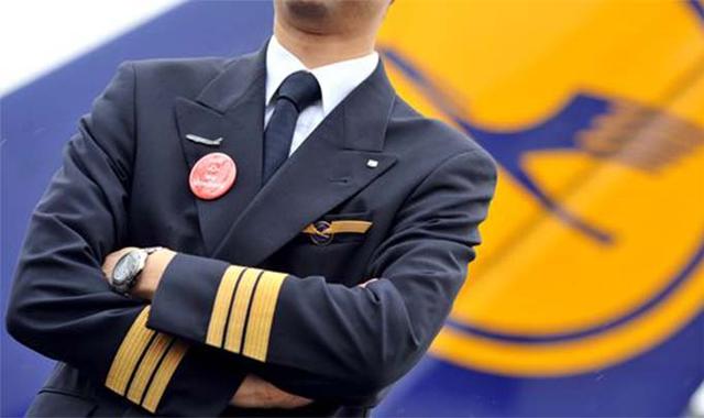 Pilotlar greve çıkıyor