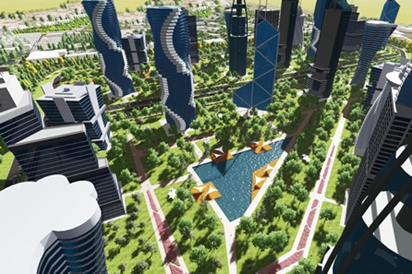 Bu proje Kayseri'yi Dünya Ligi'ne sokmaya hazırlanıyor
