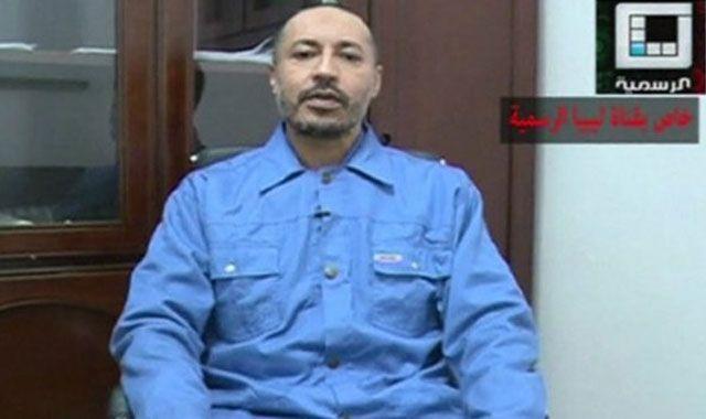 Saadi Kaddafi halktan özür diledi