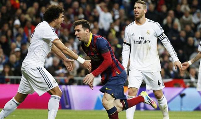 Messi'den Pepe'ye sert cevap