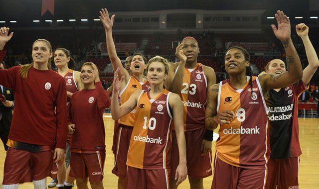 Derbi Galatasaray'ın oldu