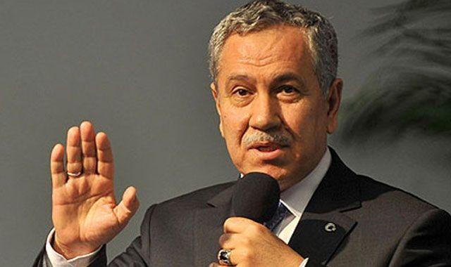 Arınç, 'Kılıçdaroğlu'nun işi zor' dedi ve 3 isim verdi