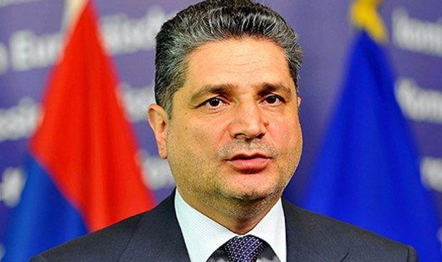 Ermenistan Başbakanı Tigran Sarkisyan istifa etti