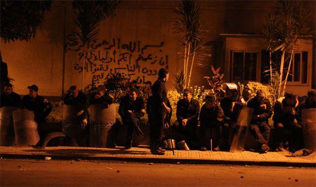 Kahire yine karıştı, 3 kişi öldü