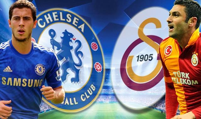 Galatasaray, Chelsea maçı canlı, Galatasaray Chelsea maçı canlı anlatımı - GS Chelsea