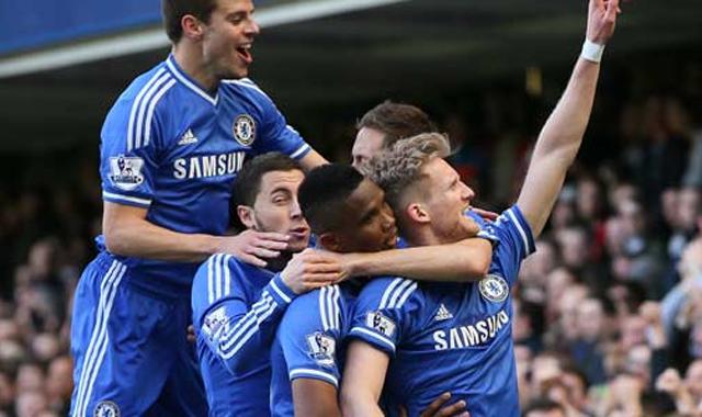 Chelsea Arsenal'i 6-0 farkla geçti