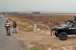 Sınırda kaçakçılara müdahale edildi