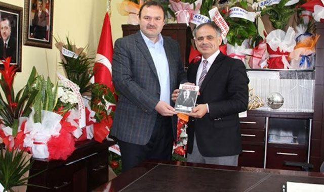 Saadet Partisi'nden AK Partili başkana sürpriz ziyaret