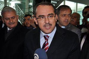 Adalet Bakanı Ergin'den yalanlama