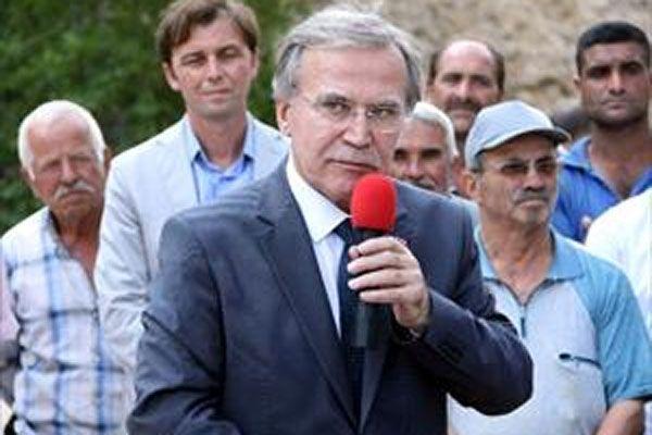 Mehmet Ali Şahin, 'Ban Ki-mun istifa etmeli'
