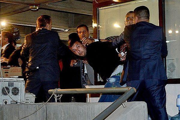 Kılıçdaroğlu'na saldıran hakkında suç duyurusu