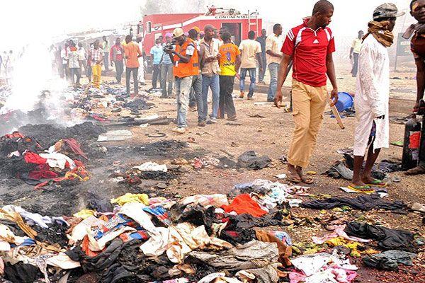 Nijerya'da bombalı saldırılar, 118 ölü