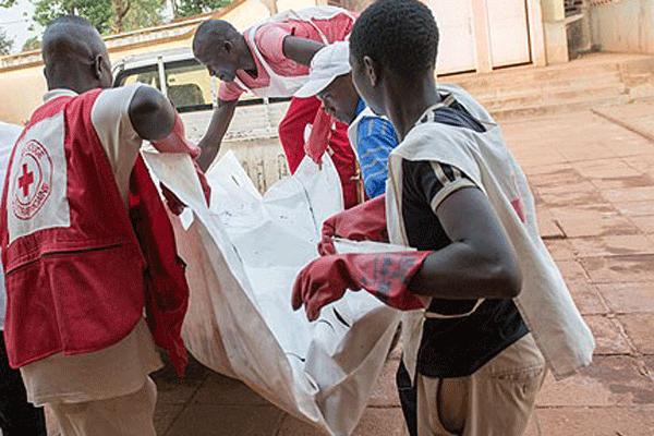 Bangui'de bombalı saldırı, 20 ölü