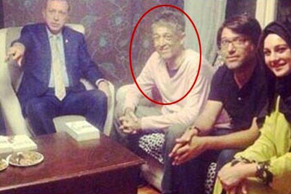 Erdoğan'ın ziyarette bulunduğu sanatçının son hali çok üzdü