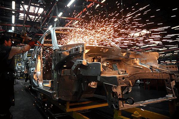 Türkiye sanayi üretiminde Avrupa'yı solladı