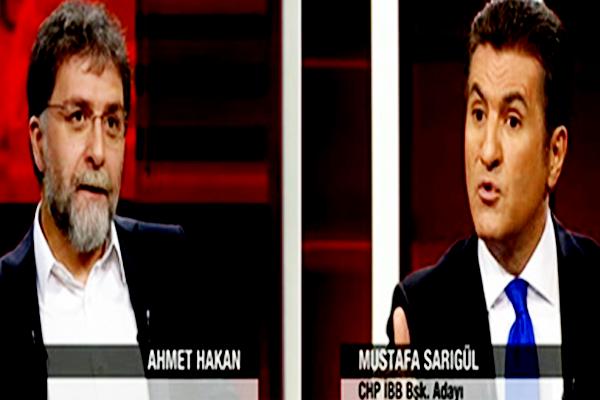 Mustafa Sarıgül canlı yayında gaf üstüne gaf yaptı