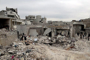 Esad savaşa 25 milyar dolar harcadı