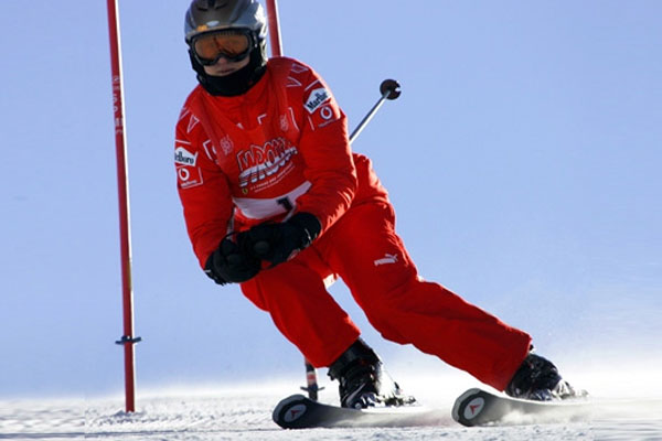 Michael Schumacher taburcu edildi