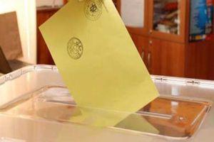 İşke Türkiye'deki seçmen sayısı