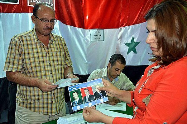 Suriye'de yaşanan seçim 'tam bir komedi'