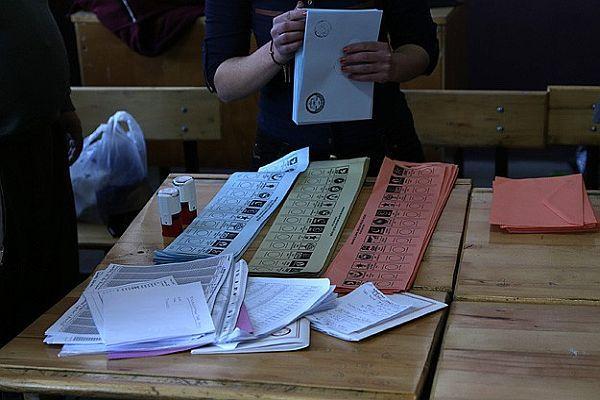 CHP'nin kazandığı beldede seçimler iptal edildi